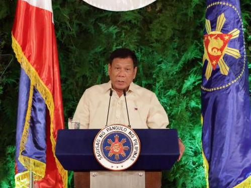 1800人死于菲律宾禁毒